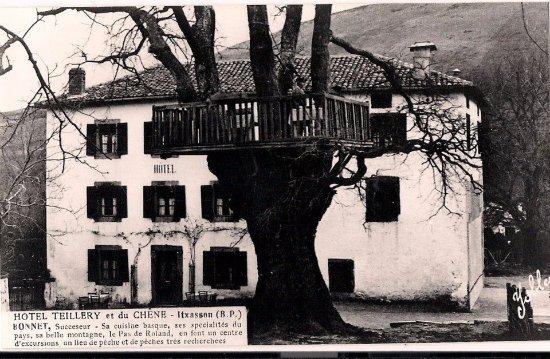 Restaurant du Chene: Hôtel du Chêne à Itxassou
