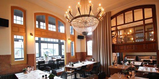 Uithoorn, Ολλανδία: Het restaurant