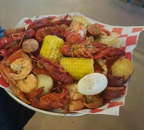 Sea Shells Seafood Restaurant This Is Our Featured 2 Combo