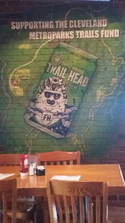 North Olmsted, OH: Fat Heads Brewery & Saloon