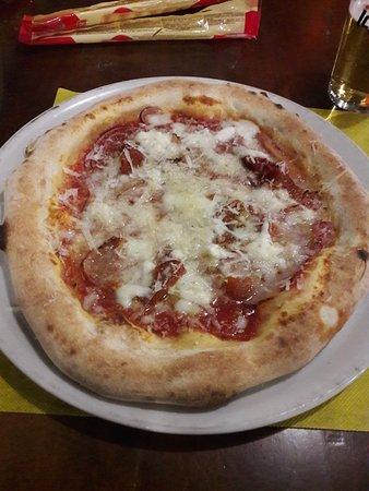 Du de Cope: Pizza amatriciana