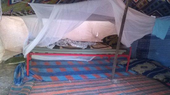 Atar, Mauritania: тент