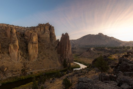 Bend, OR: Smith Rock