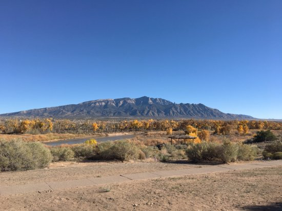 Bernalillo, Nowy Meksyk: Mountain view