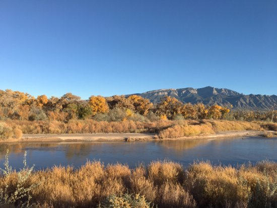 Bernalillo, NM: Rio Grande River view