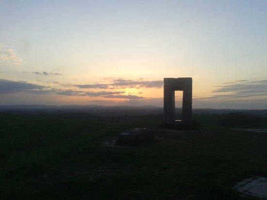 Ашиано, Италия: tramonto da sito transitorio