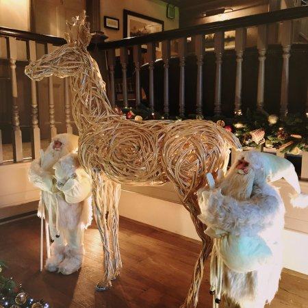 Burley, UK: The White Buck - Hotel