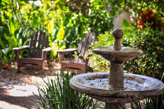 Sanibel Moorings Botanical Gardens