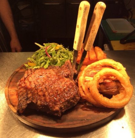 Driffield, UK: The best Givendale steaks