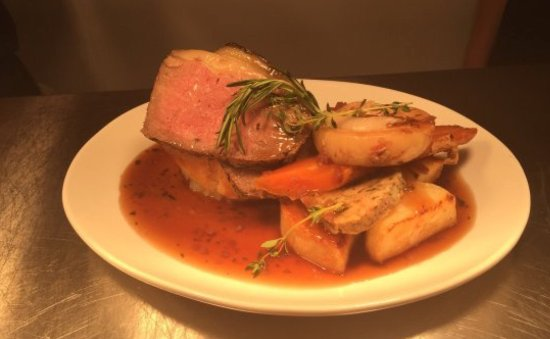 Driffield, UK: Our famous Sunday roasts