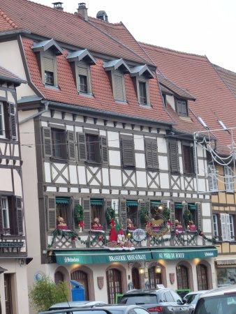 Au Pied De Boeuf: Restaurant