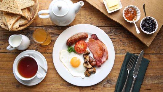 Three Abbey Green: Full English Breakfast