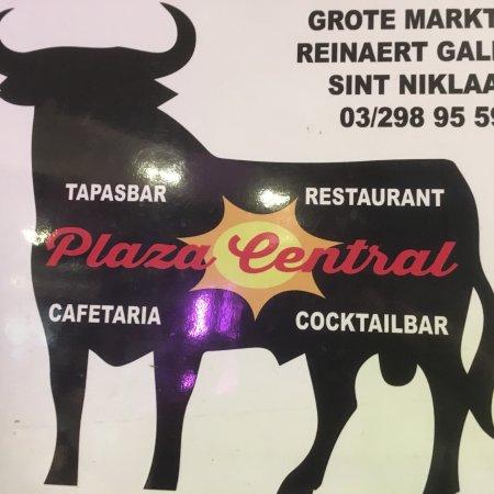 Leuke zaak op de markt van Sint-Niklaas... heerlijke tapas en zeer vriendelijke bediening... aan