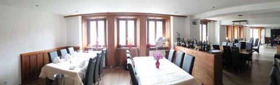 Le Sentier, سويسرا: La salle à manger
