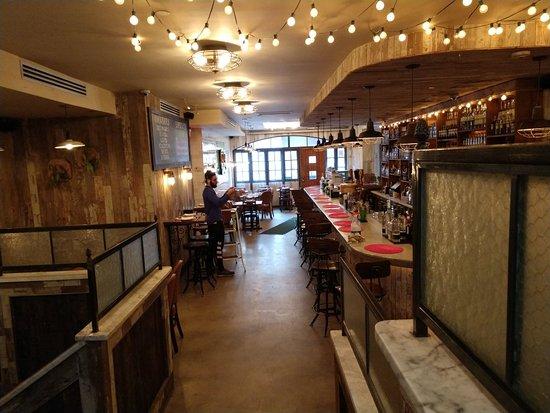 Tacuba Hell's Kitchen Cantina Mexicana, New York City ...