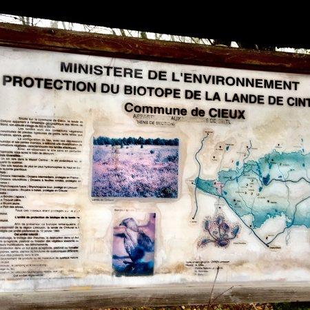 Cieux, France: À faire à pieds, en vélo ou en auto