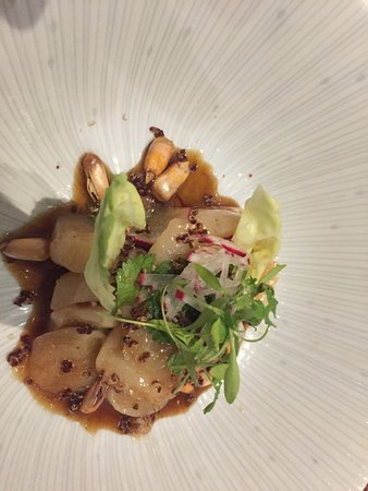 Long Bay Beach, Providenciales: Scallops