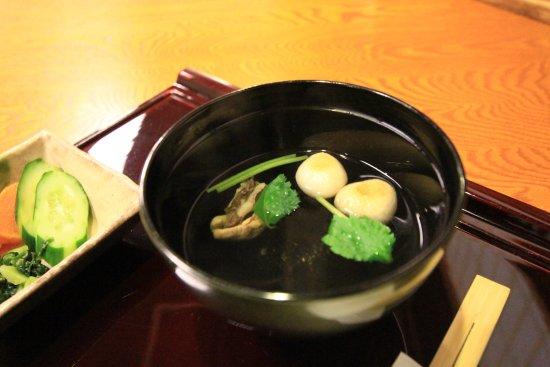 Higashiura-cho, Japón: 肝吸い