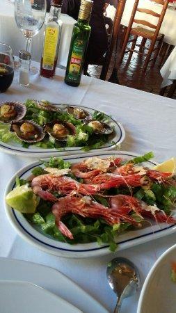 Restaurant Marisqueria L'ham: Un gran restaurante