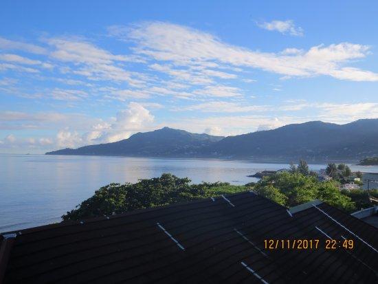 Вель-Омбр, Сейшельские острова: vista do quarto