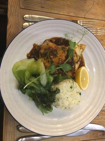Tanroagan Seafood Restaurant: Soy Glazed Hake