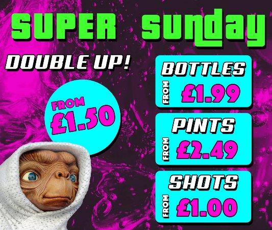 Hereford, UK: Rubix Does Super Sunday