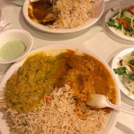 Curry On Restaurant Jersey City Menu
