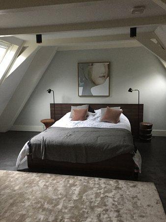 La Remise: Bed