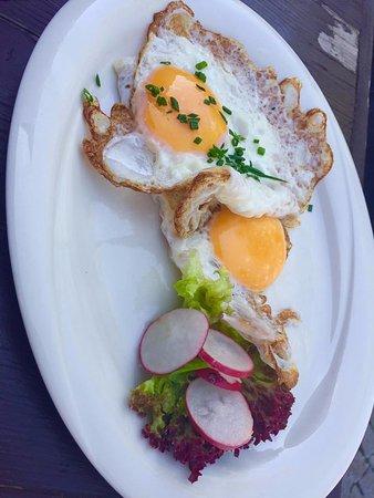 Hallwang, Österreich: Breakfast