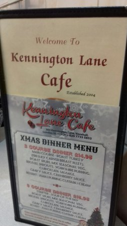 Kennington Lane Cafe: 20171206_100712_large.jpg