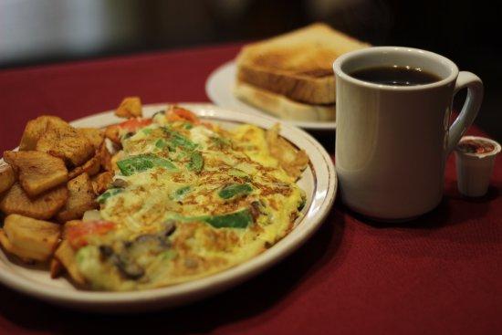 Woodstock, Canada: All day Breakfast