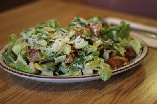 Woodstock, Canada: Ceaser Salads
