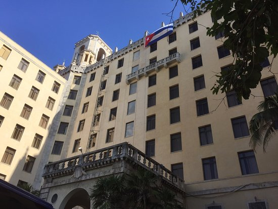 Cuban Trip Comp Private Tours National Hotel
