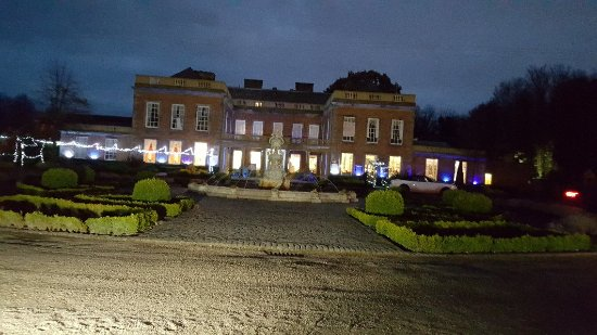 Colwick Hall Nottingham Hotel Rooms