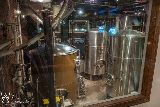 Ashland, WI: Brewery