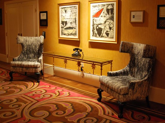 Kimpton Hotel Monaco Portland: Hallway