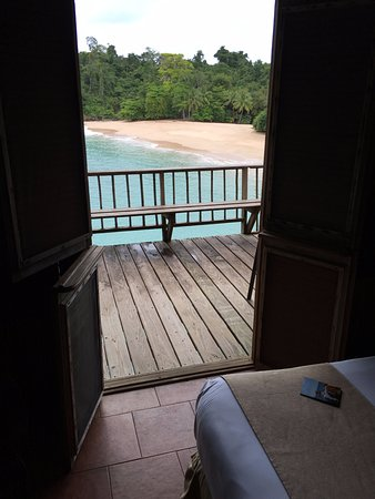 San Jose Island, Panamá: Room with a view