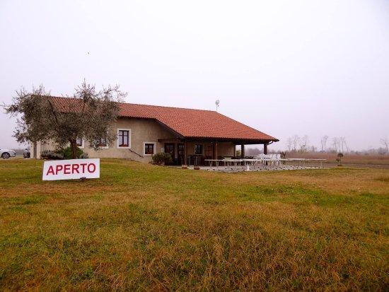 Martignacco, İtalya: Agriturismo Km 6