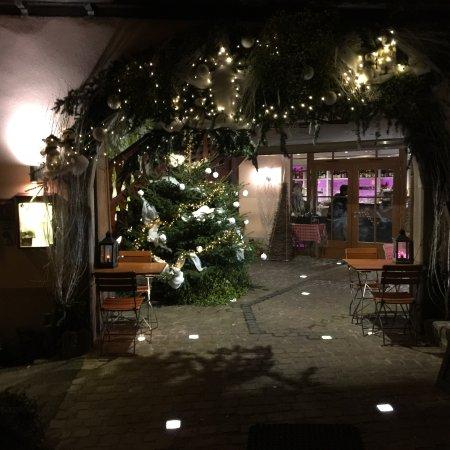 Restaurant Le Hupsa Pfannala Saint Hippolyte France