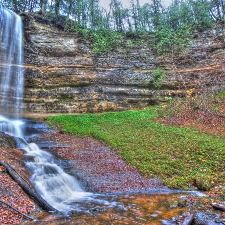 Munising Falls : photo1.jpg