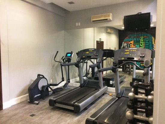 Mercure Sao Paulo Paulista: Fitness