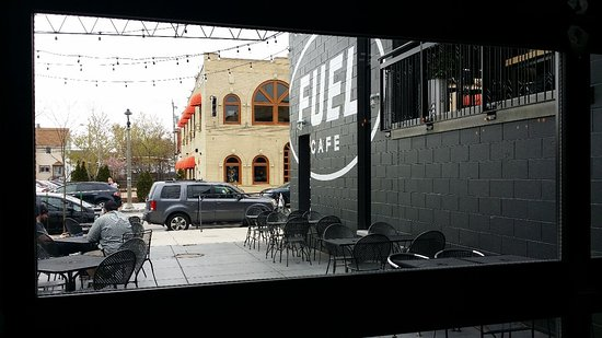 Fuel Cafe Th St Milwaukee Wi