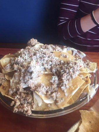 St. Johns, FL: Beef nachos