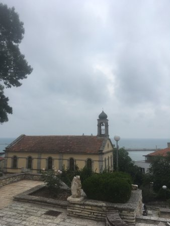 Balchik, Bulgaria: View from afar