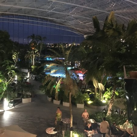 Therme Erding, Indoor Water Park and Thermal Baths