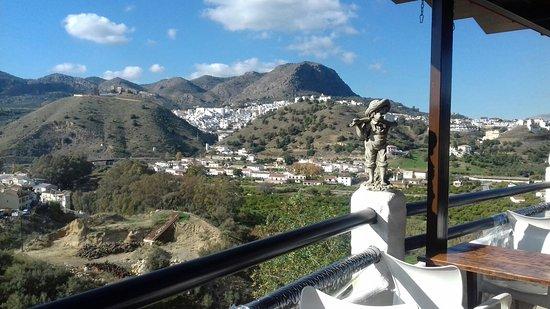 Álora, España: Vistas
