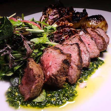 Steak nh c a farmer the fish gramercy th nh ph new for Gramercy farmer and the fish