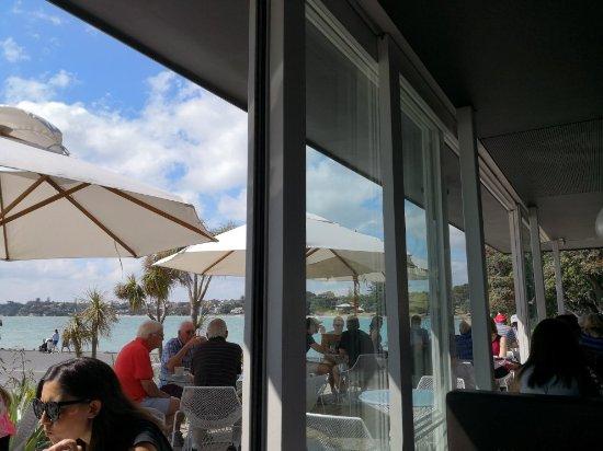 Takapuna Beach Cafe Auckland