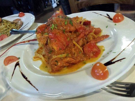 Selargius, Italy: Che dire...piatti sublimi bravi ragazzi come sempre al top!!!