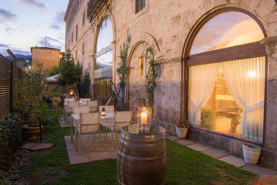 San Millan de la Cogolla, Espagne : A la luz de las velas